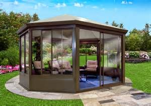 Aluminum Gazebo by Gardening And Landscaping Aluminum Gazebo