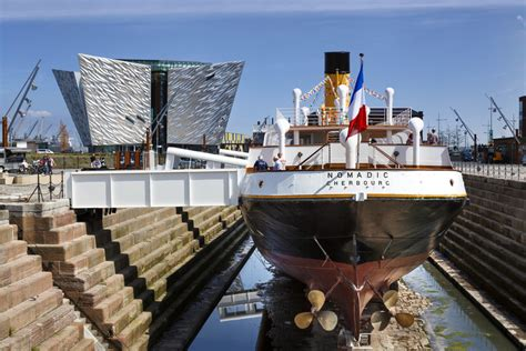Titanic by Belfast Guide By In Your Pocket The Best Belfast City