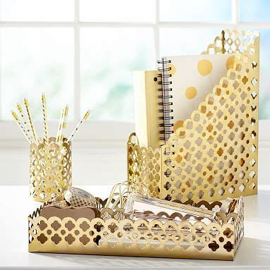 desk top accessories 25 best ideas about gold desk accessories on
