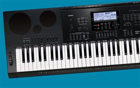 Keyboard Casio Ctk 7600 casio high grade keyboards wk 7600