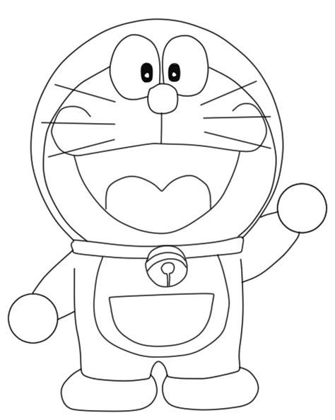 Tutorial Gambar Doraemon | cara menggambar doraemon dengan mudah 9komik