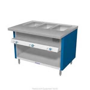 duke tghf 60pg serving counter food gas gas steam