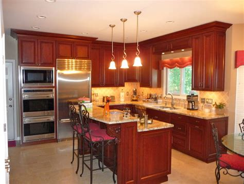 bi level home decorating ideas kitchen bar laundry remodel traditional kitchen st louis by g k remodeling