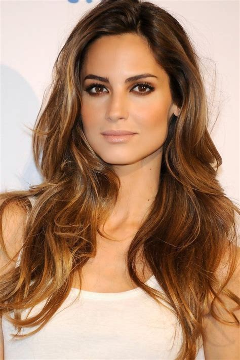 honey brown hair color for hispanic women honey brown hair color with golden highlights hair color