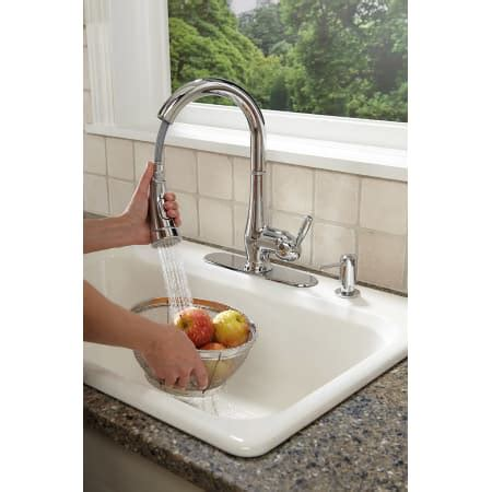 Grohe 30216DC1 SuperSteel Wexford Pull Down High Arc