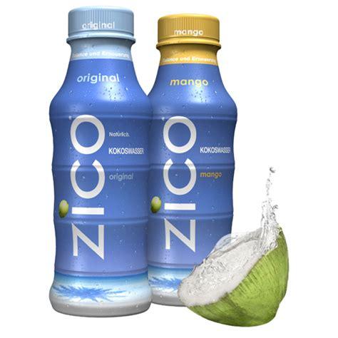 Koko Zico coca cola bringt trendgetr 228 nk kokoswasser nach deutschland