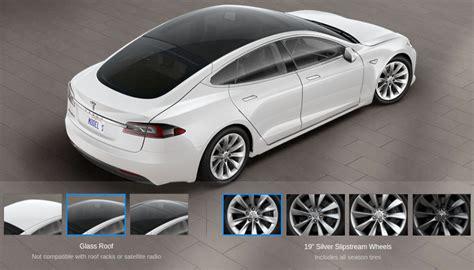Model S Glass Roof