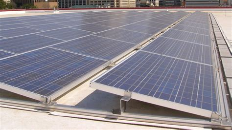 solar power options flat commercial roof archives roofslope