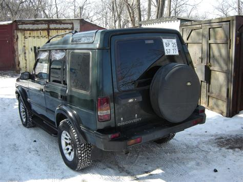 how make cars 1996 land rover discovery transmission control 1996 land rover discovery pictures 2 5l diesel automatic for sale