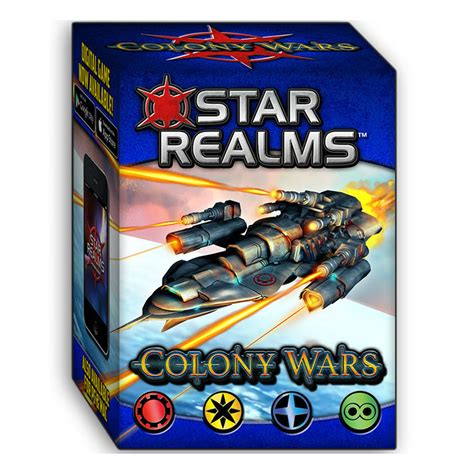 realms colony wars card the gamesmen