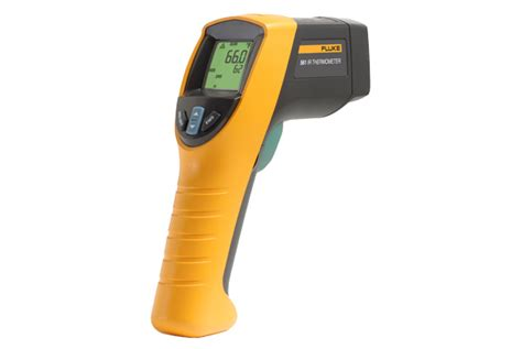 Thermometer Infrared Fluke fluke 561 infrared and contact thermometer