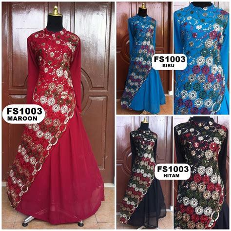 Syari Mayang Sari Baju Muslim kumpulan baju gamis syar i gamis murni