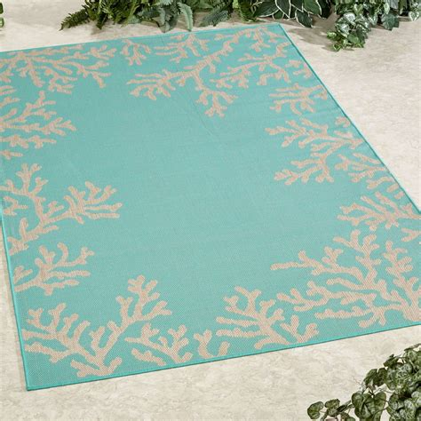 coral reef rugs barrier reef indoor outdoor rugs by liora manne