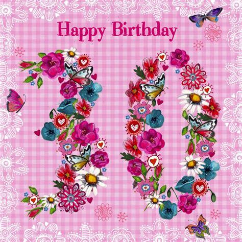 verjaardag 20 jaar bloemen 30 jaar verjaardag bloemen vrolijk kaartje2go