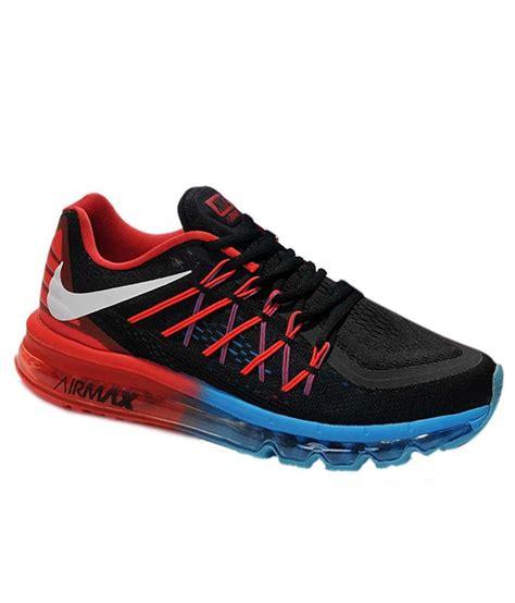 Nike Airmax A01 nike air max black sport shoe buy nike air max black sport shoe at best prices
