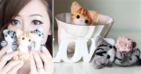 cute kitty pattern and tutorial make a cute kitty youtube