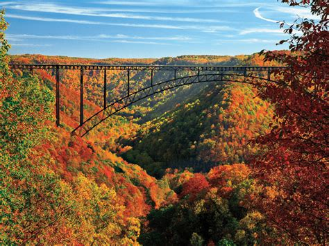 Search West Virginia Explore The New River Gorge West Virginia Southern Living
