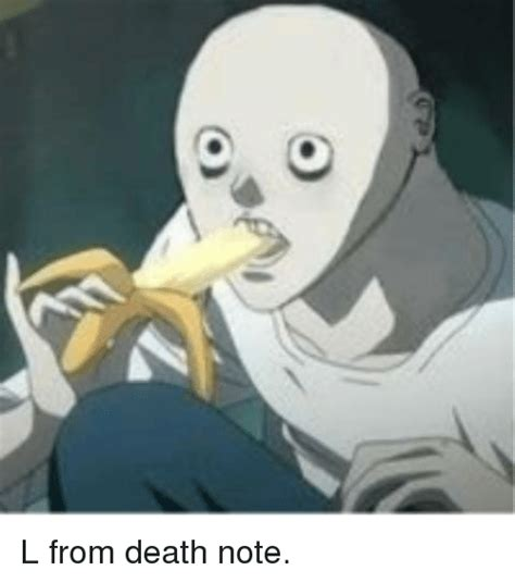 Death Note Memes - l from death note death meme on sizzle