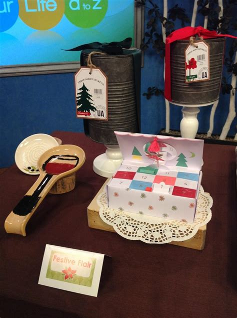 holiday gift ideas shown in my 3tv morning show segment
