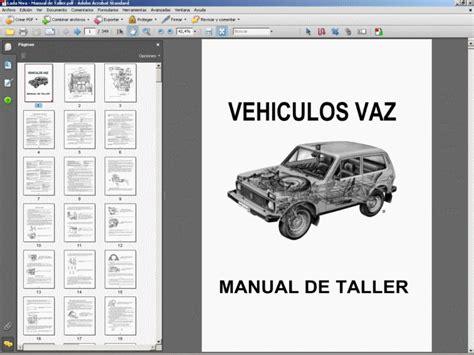 Lada A Libro by Lada Niva Manual De Taller