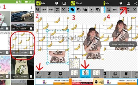 cara edit foto background cara membuat editan foto background awkarin paling hits