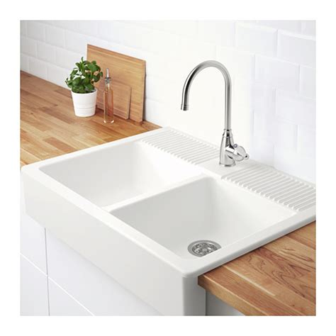 Ikea Apron Front Kitchen Sink Chic Ikea Domsjo Sink Domsj Bowl Apron Front Sink Ikea Home Design