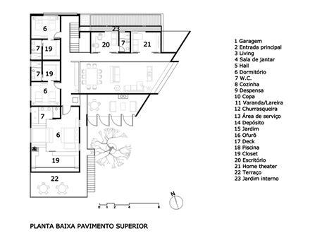 Uma Floor L Gallery Of Jabuticaba House Raffo Arquitetura 17