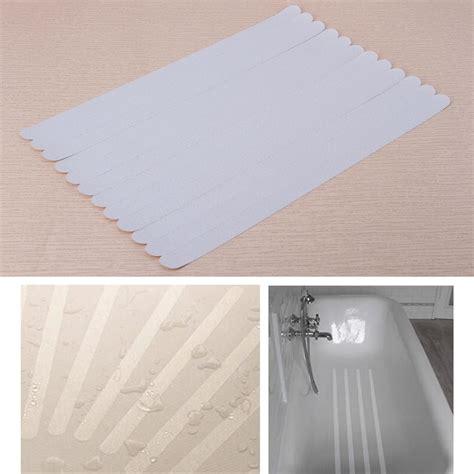 non skid strips for bathtubs 10 pcs anti slip bath grip stickers non slip shower strips