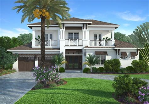 coastal home design studio naples edgewater 4 bedroom 3 5 baths 2 story 2 car garage