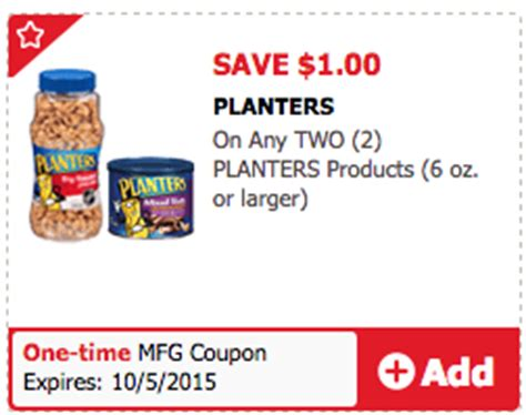 Planter Peanuts Coupons by New Planters Peanuts Printable Coupon 49 Peanuts