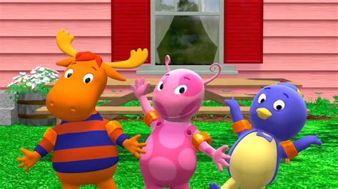 Backyardigans Voices The High Dive The Backyardigans Wiki Fandom Powered By