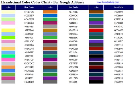 best color codes hex color code generator 28 images memasang hex color