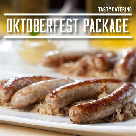 traditional oktoberfest celebrate oktoberfest with traditional german food