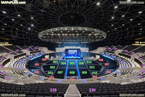 Secc Floor Plan Image Gallery Hydro Arena Glasgow