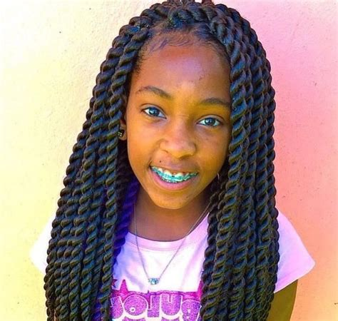 styles for crochet hair for 11 year olds 180 best images about natural hair kids on pinterest