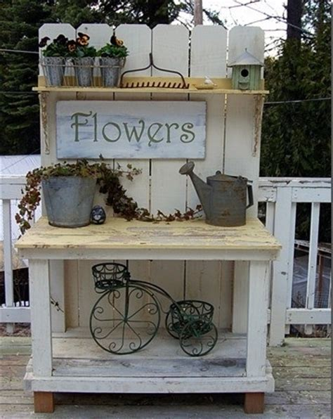 Patio Hutch by Indoor Gardening For The City Dweller Daley Decor With