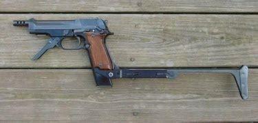 New Best Guns Beretta 93r Full Auto Pistol