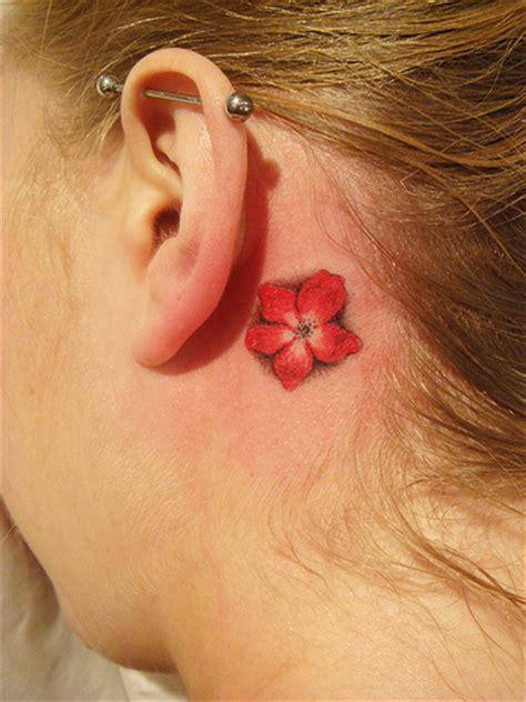 13 beautiful hawaiian flower tattoos tattoo me now