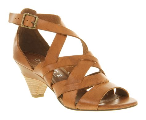 vine shoes womens office vine leaf leather heels shoes ebay