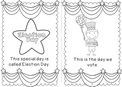 election day coloring pages preschool mom and son coloring pages colorings net