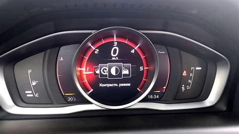 volvo dashboard 2017 volvo xc60 dashboard