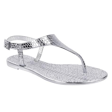 flip flat shoes new womens summer jelly sandals flip flops