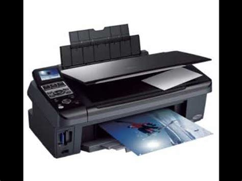 epson printer reset waste ink pad counter error epson printer waste ink pad error counter reset fix youtube