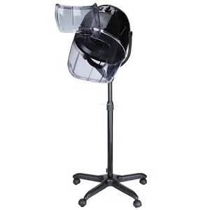 Hair Dryer On Stand adjustable floor hair bonnet dryer stand up rolling