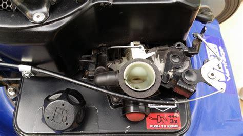 briggs and stratton 158cc carburetor diagram briggs stratton 500 158cc starting problems