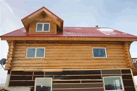 Log Cabin Maintenance by Log Home Restoration Log Home Care