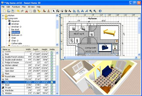 quot descargar sweet home 3d programa para construir casas descargar home design 3d para windows 7 descargar programa