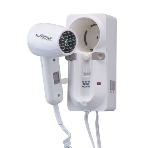 Hair Dryer 1000 Watt Price proversa 1600 watt hair dryer in white jwm6cf the home depot