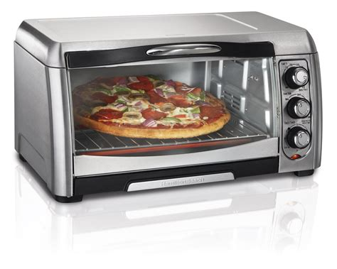 Black Decker Convection Countertop Toaster Oven To1675b Hamilton Beach 31333 Convection Toaster Oven Stainless