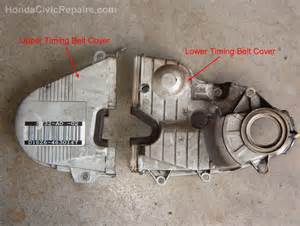 what does a timing belt replacement for a honda civic 2002